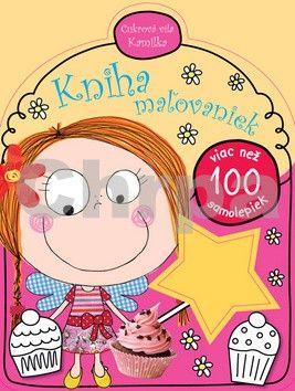 Svojtka Kniha maľovaniek Cukrová víla Kamilka cena od 94 Kč
