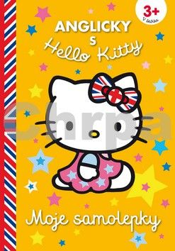 EGMONT Hello Kitty Anglicky s Hello Kitty Moje samolepky 3+ cena od 92 Kč