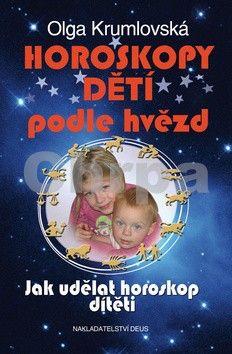 Olga Krumlovská: Horoskopy dětí podle hvězd cena od 51 Kč