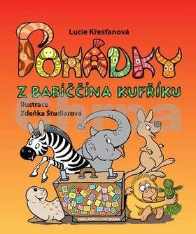 Lucie Křesťanová: Pohádky z babiččina kufříku cena od 99 Kč