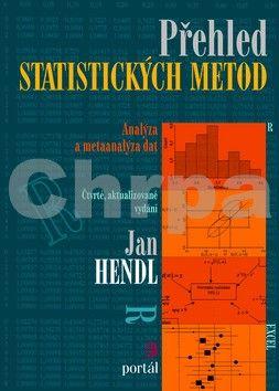 Jan Hendl: Přehled statistických metod... cena od 845 Kč