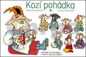 Věra Provazníková: Kozí pohádka cena od 60 Kč