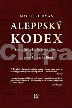 Matti Friedman: Aleppský kodex cena od 221 Kč