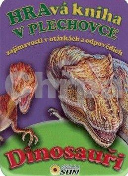 Valiente F.: Dinosauři - Hravá kniha v plechovce cena od 123 Kč