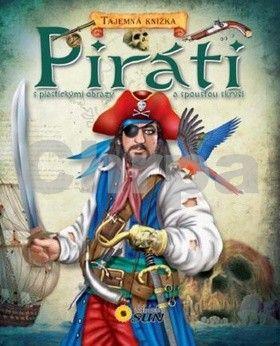 Valiente F.: Piráti - S plastickými obrazy a spoustou skrýší - Tajemná knížka cena od 249 Kč