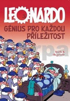 Bob de Groot, Turk: Leonardo 5 - Génius pro každou příležitost cena od 101 Kč