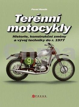 Pavel Husák: Terénní motocykly cena od 186 Kč