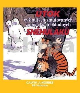 Bill Watterson: Calvin a Hobbes 7 - Útok vyšinutých zmutovaných zabijáckých obludných sněhuláků cena od 123 Kč