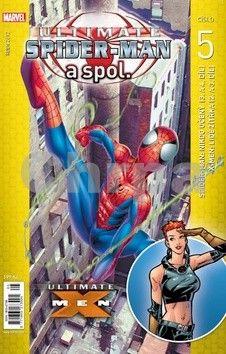 Brian Michael Bendis: Ultimate Spider man a spol. 5 cena od 135 Kč