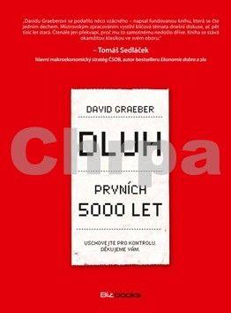 David Graeber: Dluh cena od 350 Kč