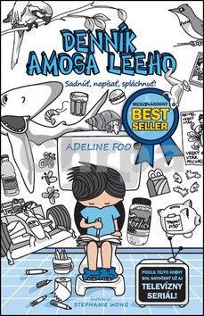 Adeline Foo: Denník Amosa Leeho cena od 188 Kč