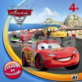 SLOVART Disney Autá 2 Zábava so samolepkami cena od 0 Kč