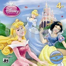 SLOVART Disney Princezná Zábava so samolepkami cena od 0 Kč