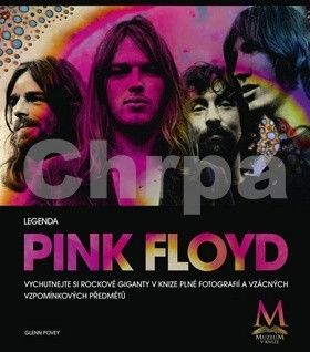 Glenn Povey: Legenda Pink Floyd cena od 724 Kč