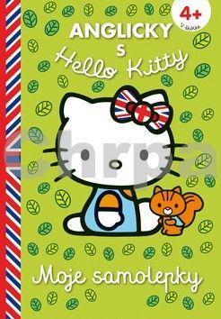 EGMONT Hello Kitty Anglicky s Hello Kitty Moje samolepky 4+ cena od 93 Kč