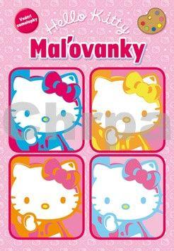 EGMONT Hello Kitty Maľovanky cena od 77 Kč