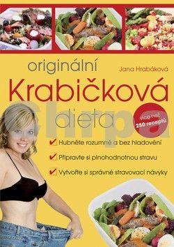 Jana Hrabáková: Originální krabičková dieta cena od 155 Kč
