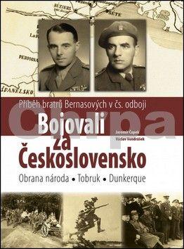 Jaromír Čapek, Václav Vondrášek: Bojovali za Československo cena od 250 Kč