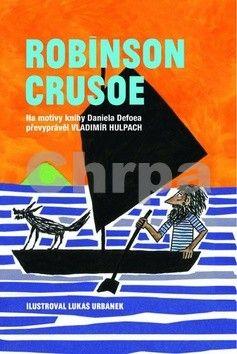 Vladimír Hulpach: Robinson Crusoe cena od 67 Kč