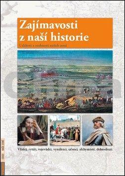Petr Dvořáček: Zajímavosti z naší historie - Události a osobnosti našich zemí cena od 174 Kč
