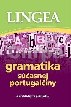 Lingea Gramatika súčasnej portugalčiny cena od 190 Kč