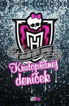 Kolektiv, Linda Bartošková: Monster High - Krutopřísnej deníček cena od 135 Kč