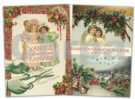 Klára Trnková: Vánoce z babiččina kapsáře + Babiččin vánoční balíček cena od 189 Kč
