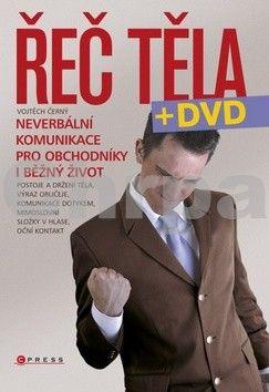 Vojtěch Černý: Řeč těla + DVD cena od 271 Kč
