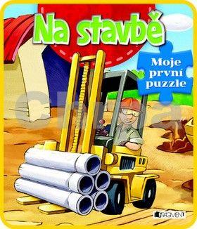 Moje první puzzle – Na stavbě cena od 149 Kč