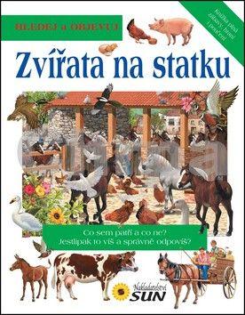 Arrendondo Fr., Schwarzová K.: Hledej - Zvířata na statku cena od 75 Kč