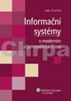 Jan Žufan: Informační systémy v moderním personálním řízení cena od 158 Kč