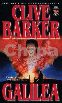 Clive Barker: Galilea cena od 191 Kč
