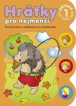 Aksjomat Hrátky pro nejmenší Kvízy pro pětileté děti 1 cena od 36 Kč