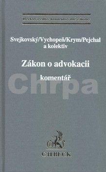 C.H.Beck Zákon o advokacii Komentář cena od 647 Kč
