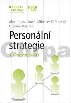 Alena Hanzelková: Personální strategie krok za krokem cena od 316 Kč