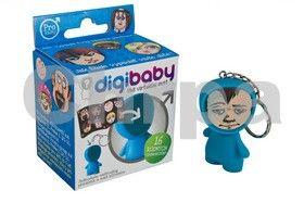 Digibaby, originální figurka s klíčenkou modrá cena od 69 Kč