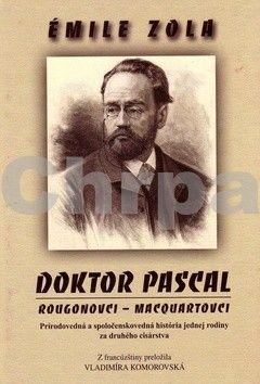 Émile Zola: Doktor Pascal cena od 187 Kč