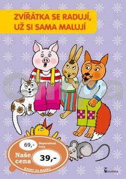 Renata Frančíková: Zvířatka se radují, už si sama malují cena od 32 Kč