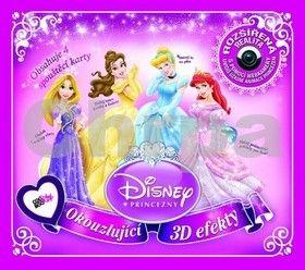 Kolektiv, Andrea Bednářová: Disney princezny 3D cena od 109 Kč