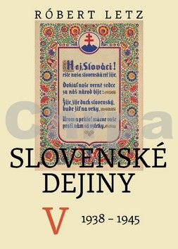 Róbert Letz: Slovenské dejiny V cena od 312 Kč