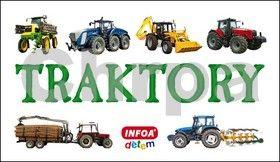 Skládanka - Traktory cena od 44 Kč