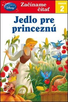 EGMONT Začíname čítať Jedlo pre princeznú cena od 73 Kč