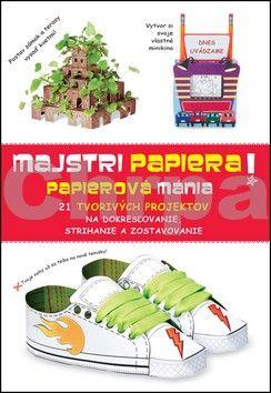 Svojtka Majstri papiera! Papierová mánia cena od 225 Kč