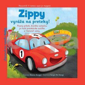 Sharon Streger: Zippy vyráža na preteky ! cena od 146 Kč