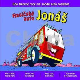 Hasičské auto Jonáš cena od 99 Kč