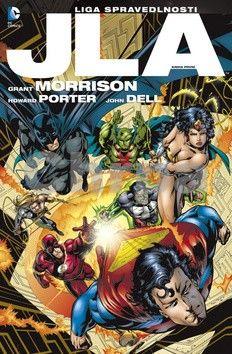 Howard Porter, Grant Morrison: JLA 1 – Liga spravedlnosti cena od 472 Kč