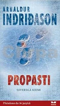 Arnaldur Indridason: Propasti - Severské krimi cena od 39 Kč