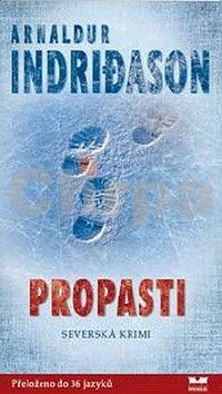 Arnaldur Indridason: Propasti cena od 39 Kč