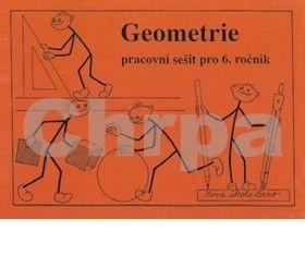 NOVÁ ŠKOLA Geometrie Pracovní sešit pro 6. ročník cena od 27 Kč