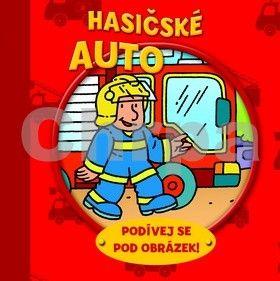 Hasičské auto Podívej se pod obrázek! cena od 50 Kč